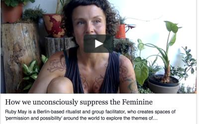 How we unconsciously suppress the Feminine